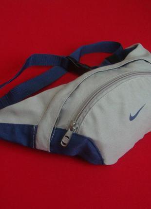 . поясная сумка nike оригинал