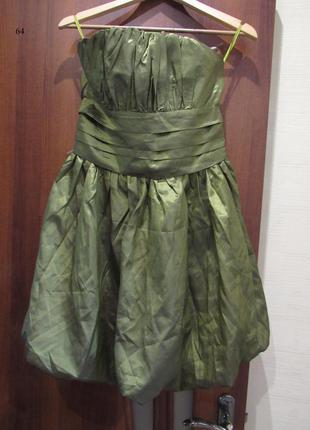 Нарядное платье 14 размер