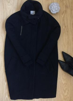 Объёмное пальто oversize  zalando