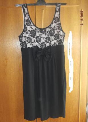 Нарядное платье р l- xl