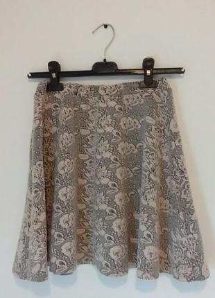 Плотна юбка