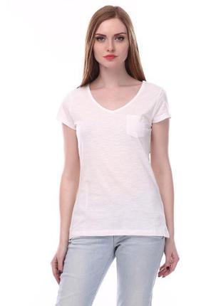 Акция!все мои футболки colin's по 150 грн.до 25.02.17. белая футболка с карманчиком от colin's р.м-l