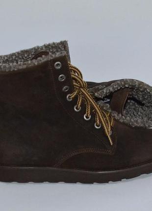 Ботинки ad shoes замшевые 37 38