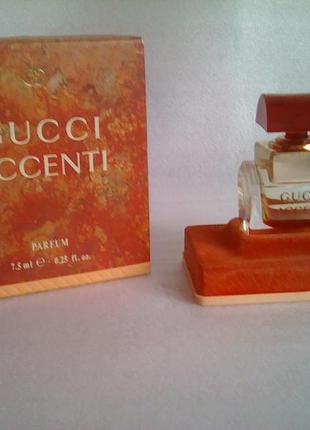 Gucci accenti parfum 7,5 ml