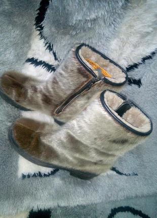 Salamander унты нерпа тюлень ботинки