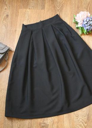 Класная юбка в складку