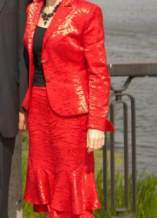 Нарядный костюм natali bolgar