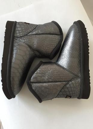Полусапоги mou (оригинал) - самая комфортная обувь для нашей зимы!