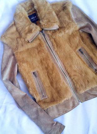 Натуральная шубка, курточка