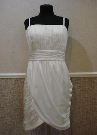 Короткое свдебное платье выпускное платье коктейльное платье