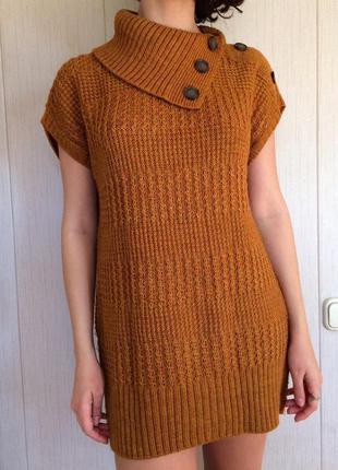 Вязаное платье mexx (оригинал)