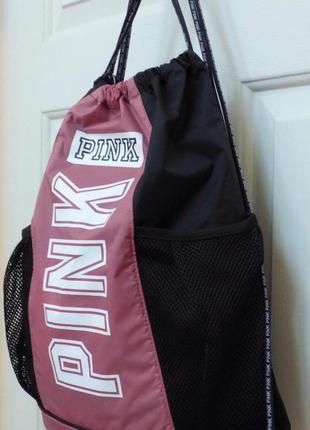 Рюкзак pink