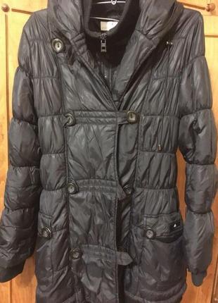 Зимнее пальто adidas  оригинал