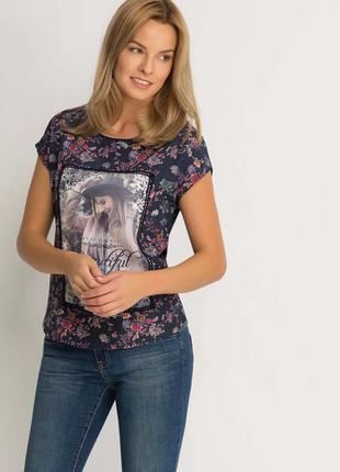 Шикарные футболки с девочками orsay германия оригинал#большой выбор двойных немецких футболок1