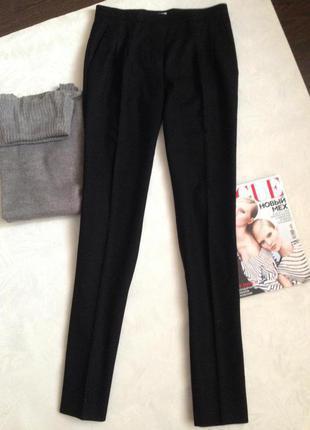 Шерстяные новые брюки