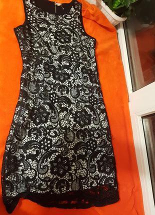 Платье сукня кружево