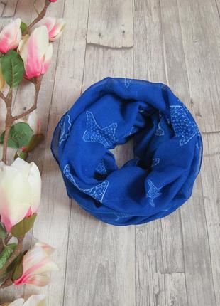 Стильный красивый шарфик