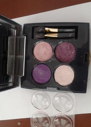 Шикарные тени color me couture collection 4 glimmer eyeshadow, италия
