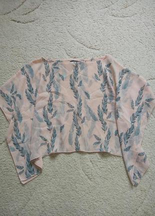 Шифоновая блуза atmosphere