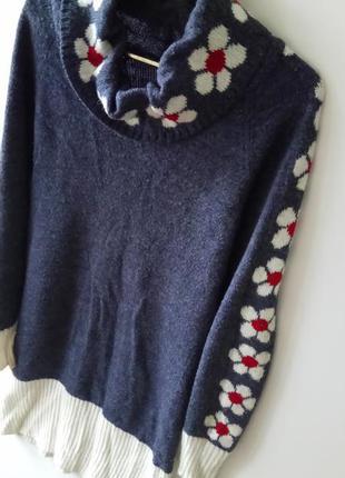 Платье вязание