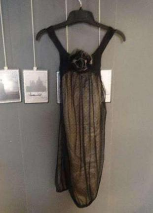 Платье коктейльное/вечернее zara
