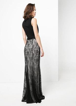 Вечернее платье mango xl