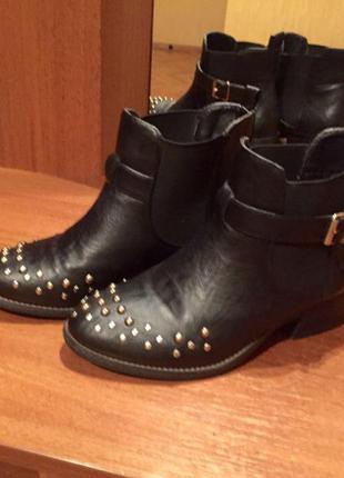 Ботинки suiteblanco