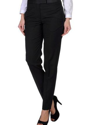 Классические брюки с зауженным низом по косточки 42 / 14 / xl