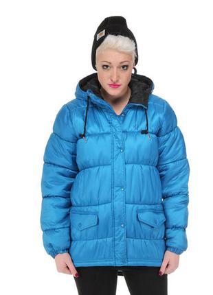 Крутецкая теплющая зимняя куртка adidas новая