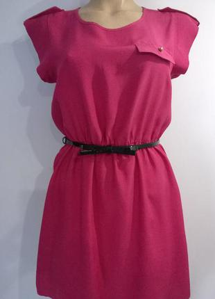 Стильная,яркое платье-туника.