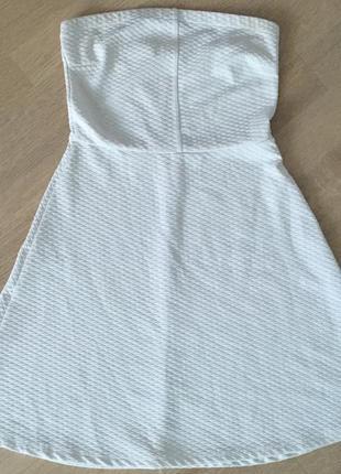Лёгкое весенне - летнее платье