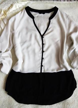 Фактурная красивая блуза