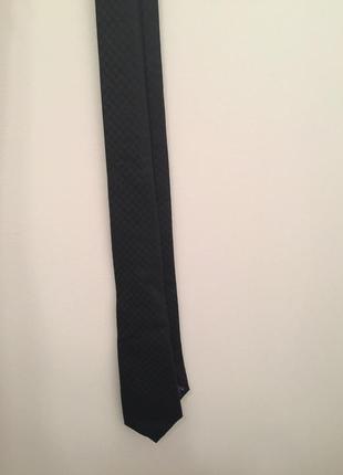 Шёлковый галстук sisley