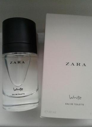 Zara white 30 ml