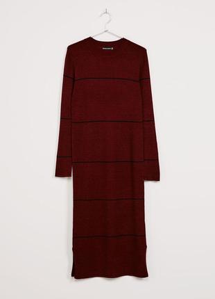 Затишне тепле міді плаття bershka