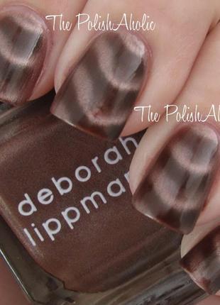 Deborah lippmann 8ml  - магнитный лак для ногтей