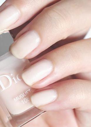 Лак для ногтей диор dior vernis тон 108 muguet