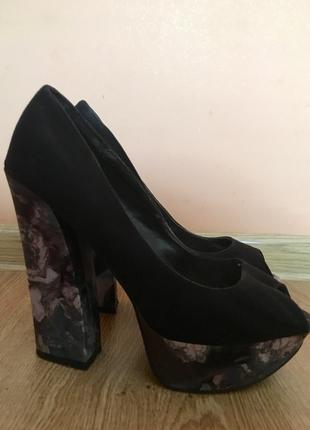 Супер туфли фирмы new look