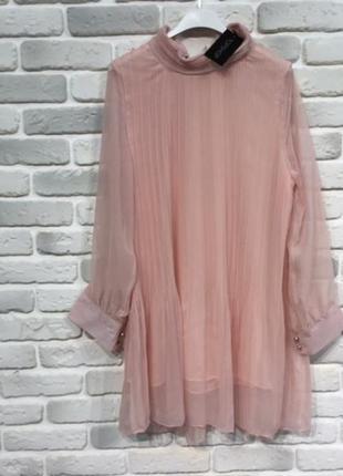 Блуза туника topshop
