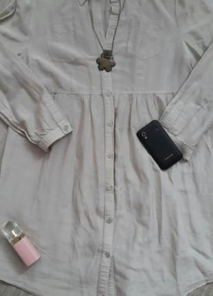 Рубашка-платье. h&m