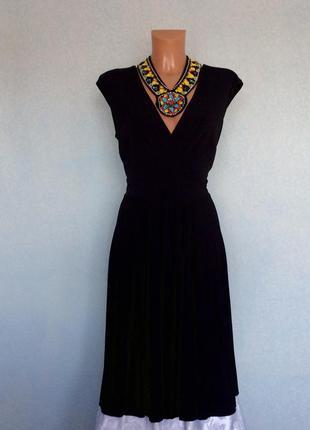 Платье трикотаж marks spencer  12р наш 46 или м в хорошем состоянии 160грн.