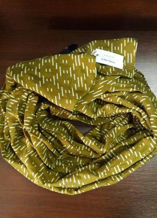 Оригинальный шарф &other stories