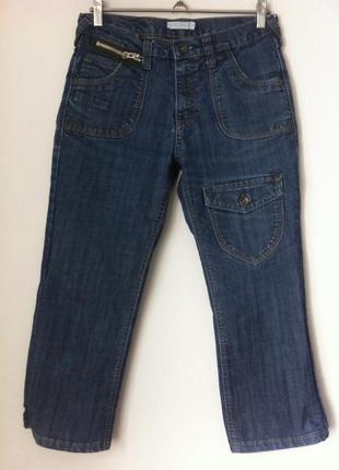 Бриджи джинсовые  cars jeans