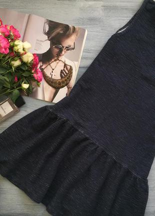 Моя любов♥ нереально крутезне платтячко з баскою marks&spencer limited edition