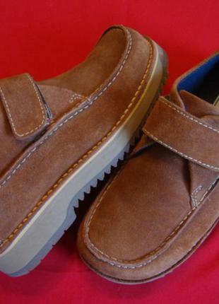 Туфли total comfort натуральная замша 39-40 разм