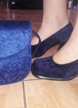 Туфли +сумка