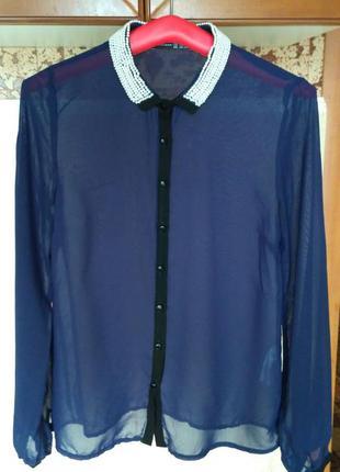 Блузка, блуза шифоновая