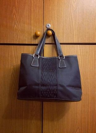 Крутая сумка tommy hilfinger 3 (шоппер,боулинг,большая,крепкая,оригинал,люкс,брендовая)