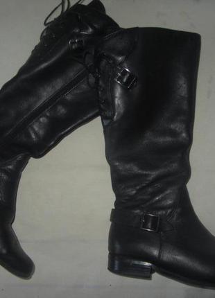 Сапоги от janet d 38,5 - 39 размер