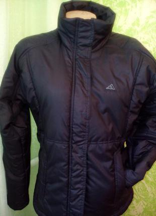 Модная демисезоная куртка аdidas